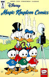 Cover Thumbnail for Disney Magic Kingdom Comics (2016 series) #1 [Subscription Cover Variant]