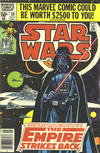 Cover Thumbnail for Star Wars (1977 series) #39 [Newsstand Edition]