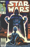 Cover for Star Wars (Marvel, 1977 series) #80 [Newsstand]