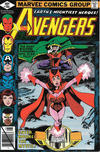 Cover Thumbnail for The Avengers (1963 series) #186 [Direct]