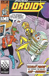 Cover for Droids (Marvel, 1986 series) #3 [Direct]