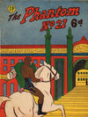 Cover for The Phantom (Feature Productions, 1949 series) #21