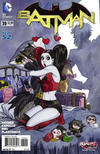 Cover Thumbnail for Batman (2011 series) #39 [Harley Quinn Cover]