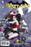 Cover for Batman (DC, 2011 series) #39 [Harley Quinn Variant - Jill Thompson]
