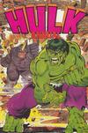 Cover for Hulk Annual (Marvel UK, 1981 ? series) #[1985]