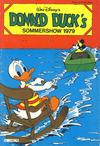 Cover for Donald Ducks Show (Hjemmet / Egmont, 1957 series) #[35] - Sommershow 1979