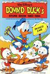 Cover for Donald Ducks Show (Hjemmet / Egmont, 1957 series) #[44] - Store show 1983-1984