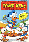 Cover for Donald Ducks Show (Hjemmet / Egmont, 1957 series) #[44] - Store show 1983-1984