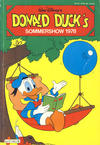 Cover for Donald Duck's Show (Hjemmet, 1957 series) #sommer 1978
