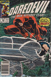 Cover for Daredevil (Marvel, 1964 series) #250 [Newsstand]