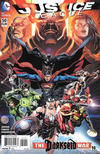 Cover Thumbnail for Justice League (2011 series) #50