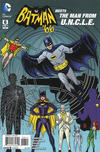 Cover for Batman '66 Meets the Man from U.N.C.L.E. (DC, 2016 series) #6