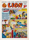 Cover for Lion (Amalgamated Press, 1952 series) #3