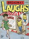 Cover for Broadway Laughs (Prize, 1950 series) #v15#2
