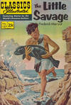 Cover Thumbnail for Classics Illustrated (1947 series) #137 [HRN 169] - The Little Savage