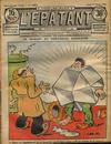 Cover for L'Épatant (SPE [Société Parisienne d'Edition], 1908 series) #1331