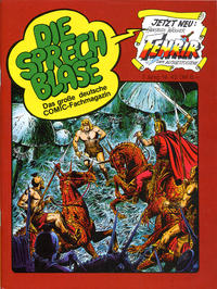 Cover Thumbnail for Die Sprechblase (Norbert Hethke Verlag, 1978 series) #45