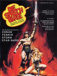 Cover Thumbnail for Die Sprechblase (Norbert Hethke Verlag, 1978 series) #46