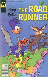 Cover Thumbnail for Beep Beep the Road Runner (Western, 1966 series) #68 [Whitman]