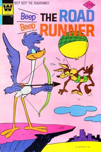 Cover Thumbnail for Beep Beep the Road Runner (Western, 1966 series) #46 [Whitman]