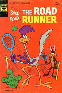 Cover Thumbnail for Beep Beep the Road Runner (Western, 1966 series) #37 [Whitman]