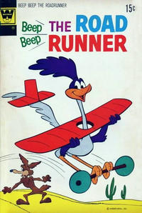 Cover Thumbnail for Beep Beep the Road Runner (Western, 1966 series) #30 [Whitman]
