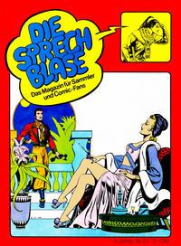 Cover Thumbnail for Die Sprechblase (Norbert Hethke Verlag, 1978 series) #23