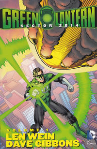 Cover Thumbnail for Green Lantern: Sector 2814 (DC, 2012 series) #1