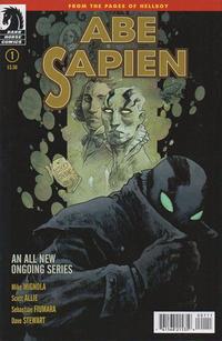 Cover Thumbnail for Abe Sapien (Dark Horse, 2013 series) #1