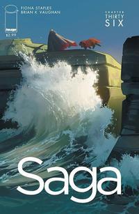 Cover Thumbnail for Saga (Image, 2012 series) #36