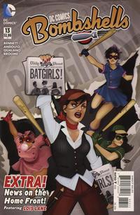 Cover Thumbnail for DC Comics: Bombshells (DC, 2015 series) #13