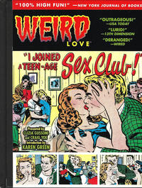 Cover Thumbnail for Weird Love (IDW, 2015 series) #3 - I Joined a Teen-Age Sex Club!