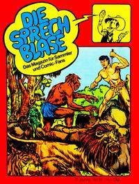 Cover Thumbnail for Die Sprechblase (Norbert Hethke Verlag, 1978 series) #14