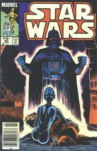 Cover Thumbnail for Star Wars (Marvel, 1977 series) #80 [Newsstand]