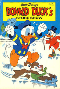 Cover Thumbnail for Donald Duck's Show (Hjemmet, 1957 series) #[store 1975]