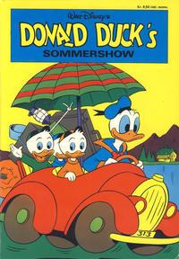 Cover Thumbnail for Donald Ducks Show (Hjemmet / Egmont, 1957 series) #[28] - Sommershow 1976