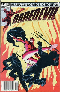 Cover Thumbnail for Daredevil (Marvel, 1964 series) #194 [Canadian]
