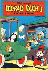 Cover Thumbnail for Donald Ducks Show (Hjemmet / Egmont, 1957 series) #[19] - Store show 1971