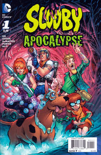Cover Thumbnail for Scooby Apocalypse (DC, 2016 series) #1 [Regular Cover]