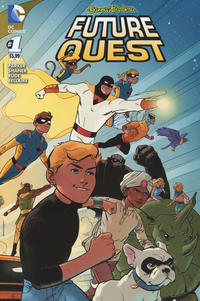 Cover Thumbnail for Future Quest (DC, 2016 series) #1