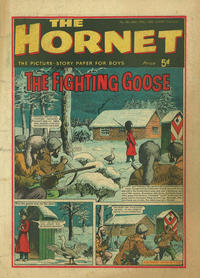 Cover Thumbnail for The Hornet (D.C. Thomson, 1963 series) #90