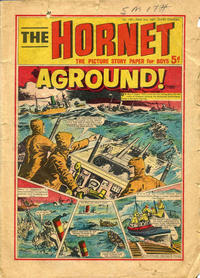 Cover Thumbnail for The Hornet (D.C. Thomson, 1963 series) #195