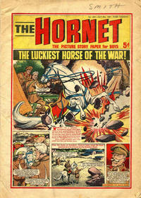 Cover Thumbnail for The Hornet (D.C. Thomson, 1963 series) #200