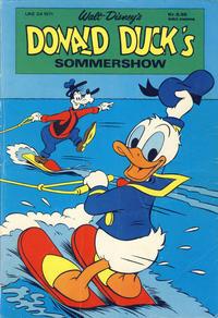 Cover Thumbnail for Donald Ducks Show (Hjemmet / Egmont, 1957 series) #[18] - Sommershow 1971