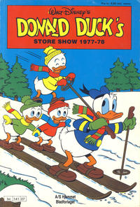 Cover Thumbnail for Donald Duck's Show (Hjemmet, 1957 series) #store 1977-78