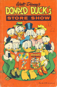Cover Thumbnail for Donald Ducks Show (Hjemmet / Egmont, 1957 series) #[8] - Store show [1963]