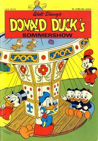 Cover Thumbnail for Donald Ducks Show (Hjemmet / Egmont, 1957 series) #[22] - Sommershow 1973