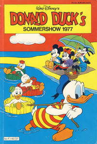 Cover Thumbnail for Donald Ducks Show (Hjemmet / Egmont, 1957 series) #[30] - Sommershow 1977