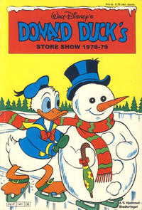 Cover Thumbnail for Donald Duck's Show (Hjemmet, 1957 series) #store 1978-79