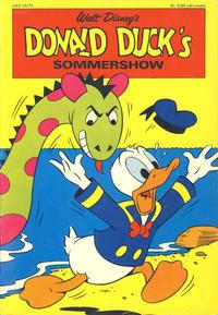 Cover Thumbnail for Donald Ducks Show (Hjemmet / Egmont, 1957 series) #[24] - Sommershow 1974